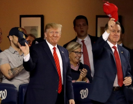donald-trump-washington-nationals-game